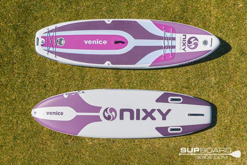 Nixy Venice 106 Board Shape