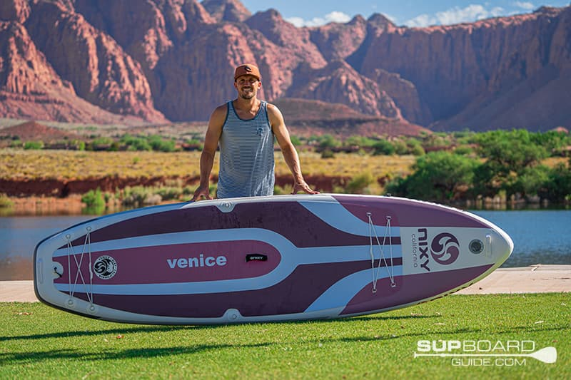 Nixy Venice 106 SUP Review