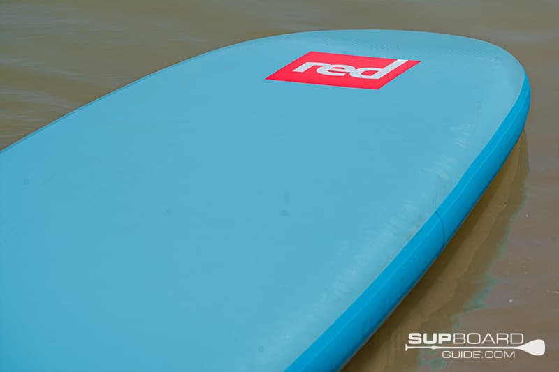 Red Paddle Co Ride Branding