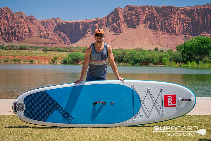 Red Paddle Co Ride Review