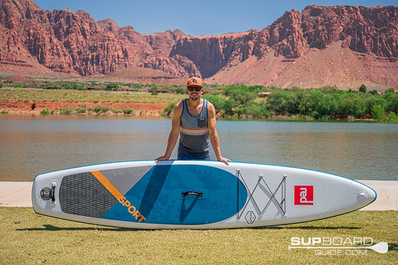 Red Paddle Co Surf Review Summary