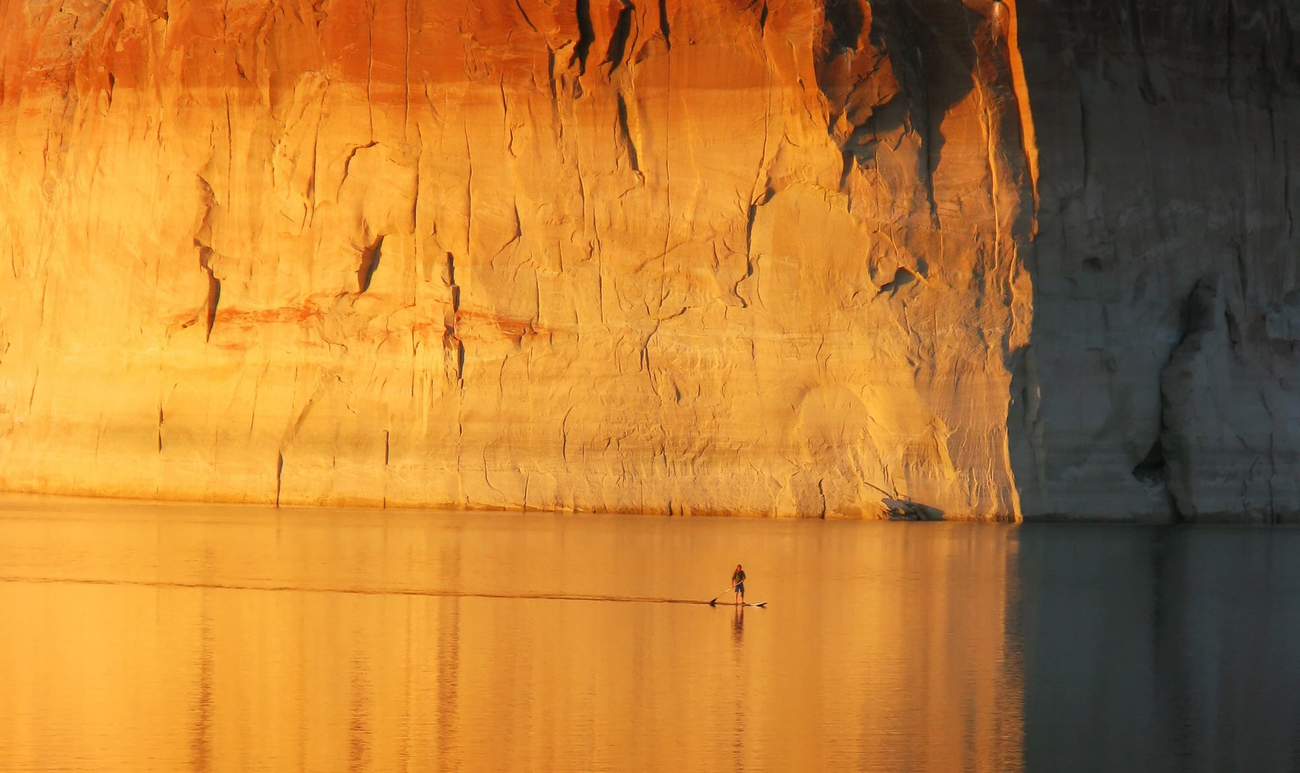 Lake Powell Paddleboard