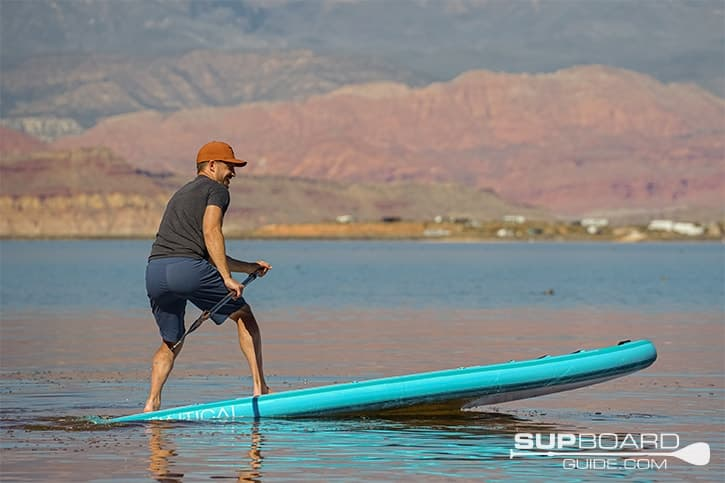 SUP Board Guide Nautical All Around