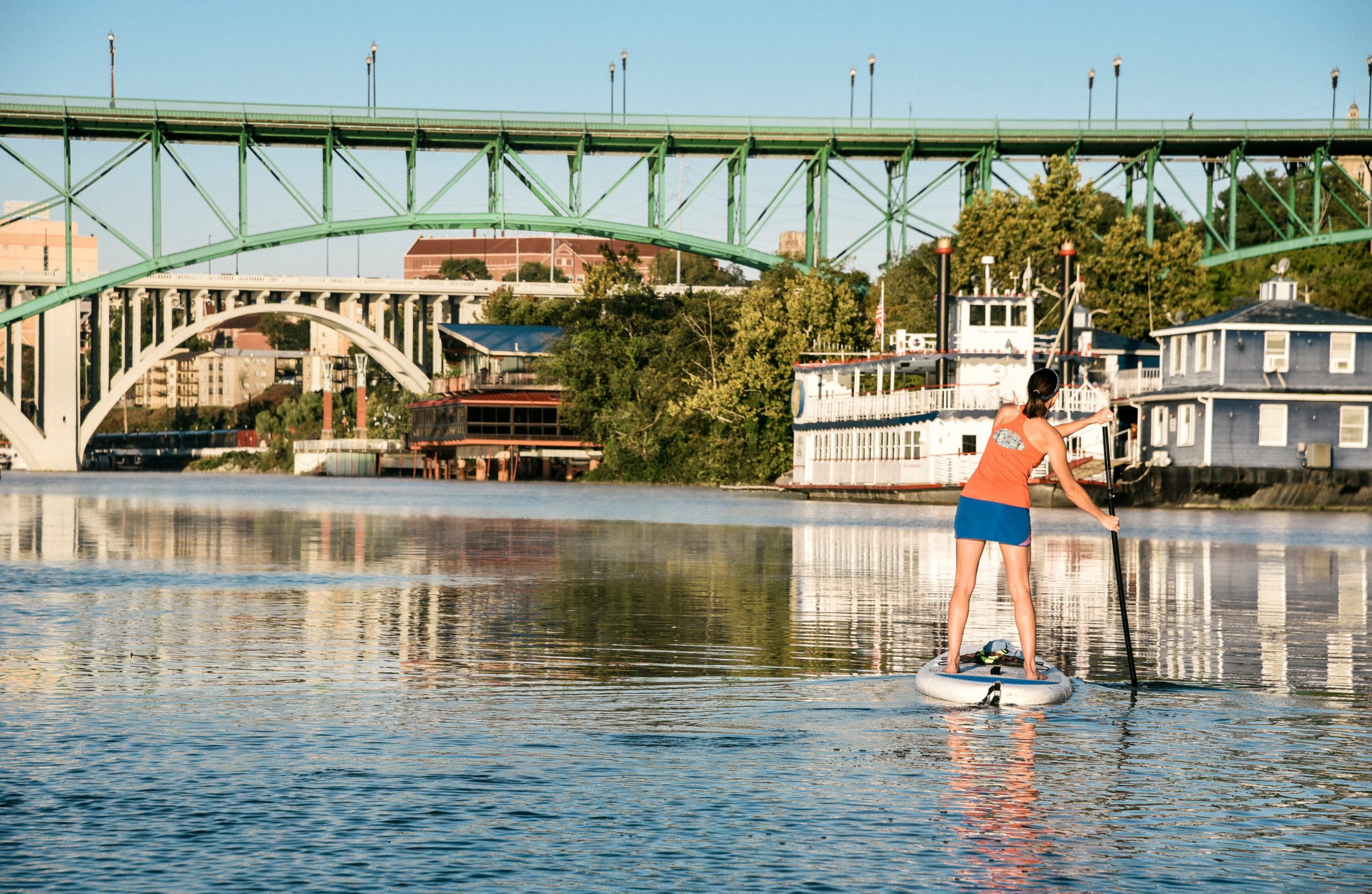 Tennessee River Paddleboard