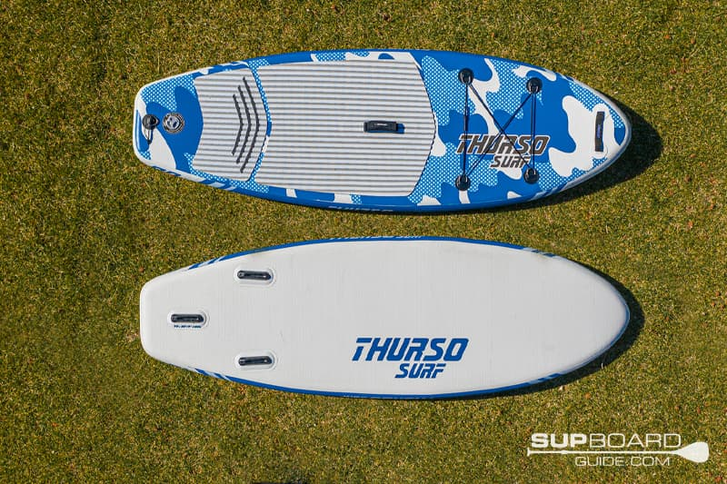 Thurso Prodigy JR 76 Board Shape