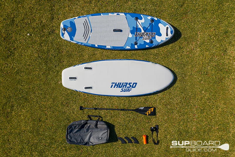 Thurso Prodigy JR 76 Overall Review