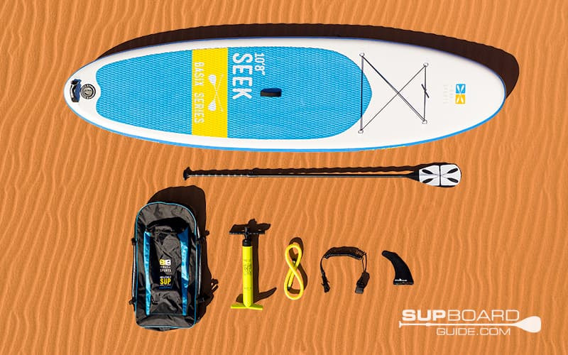 Bay Sports 10'8 Seek Review