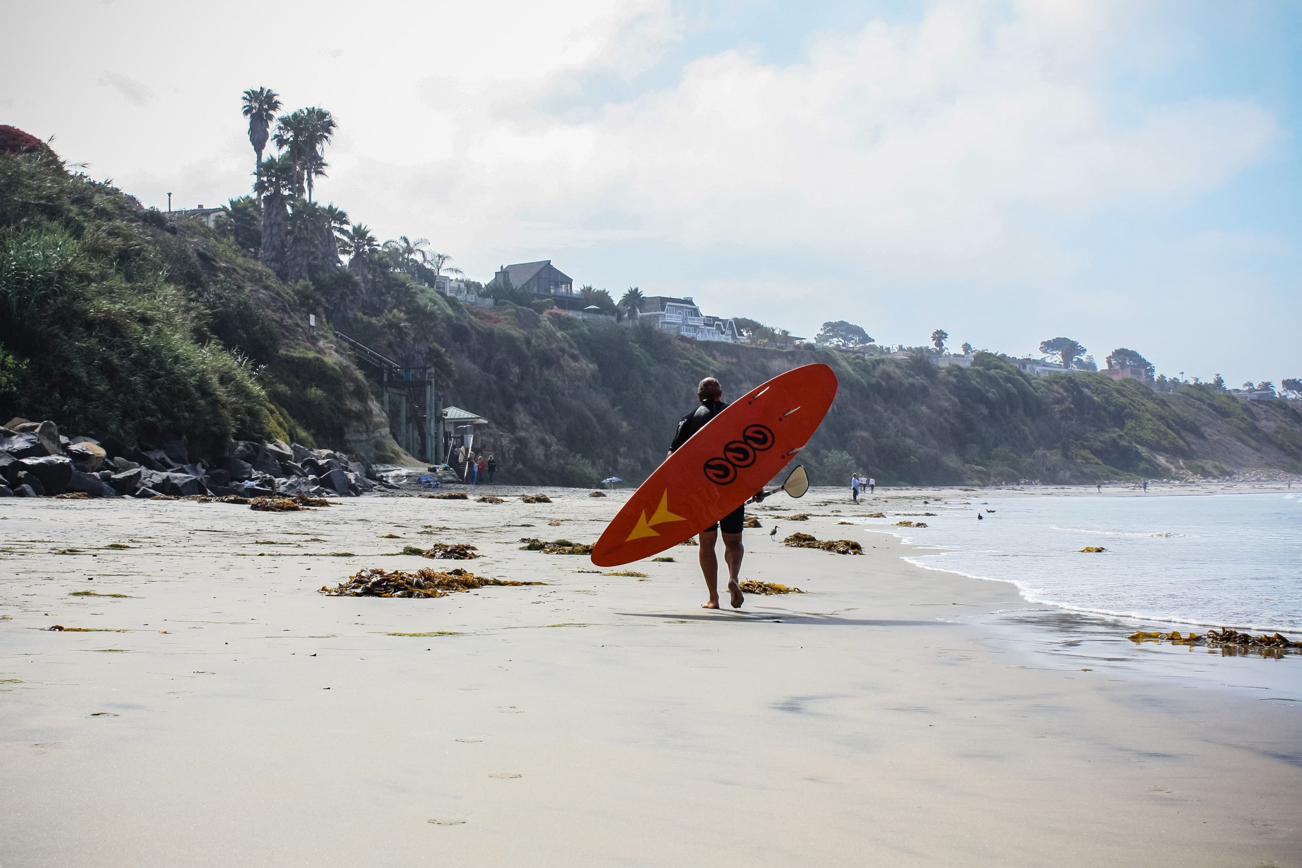 California Paddleboard Picture