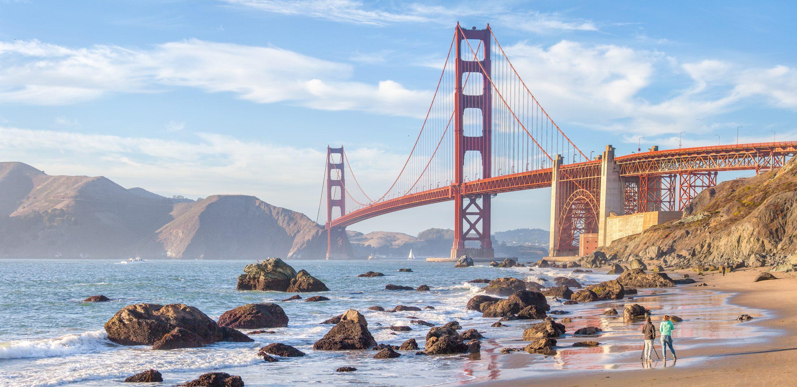 Golden Gate Bridge Paddleboard