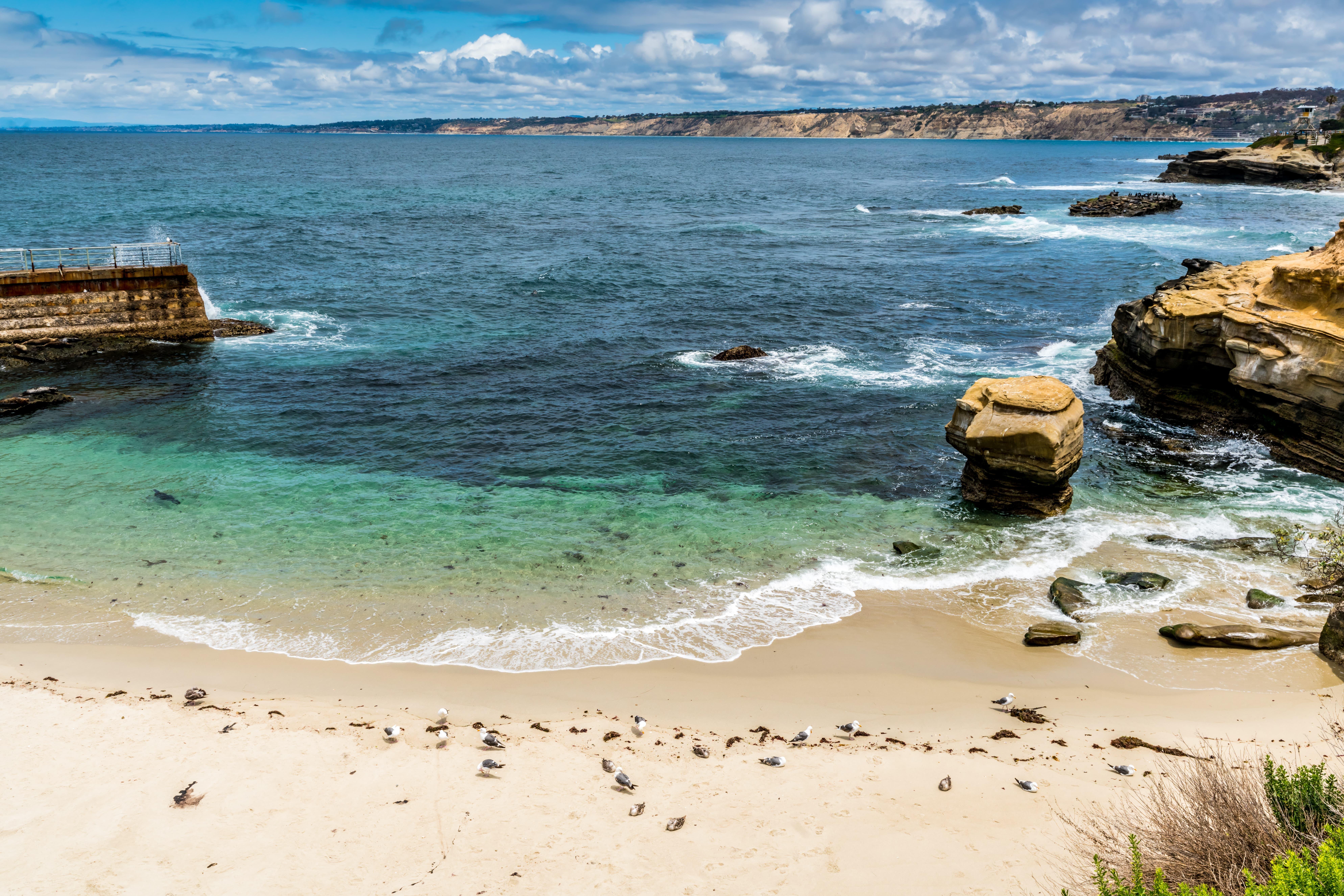 La Jolla Cove Paddleboard
