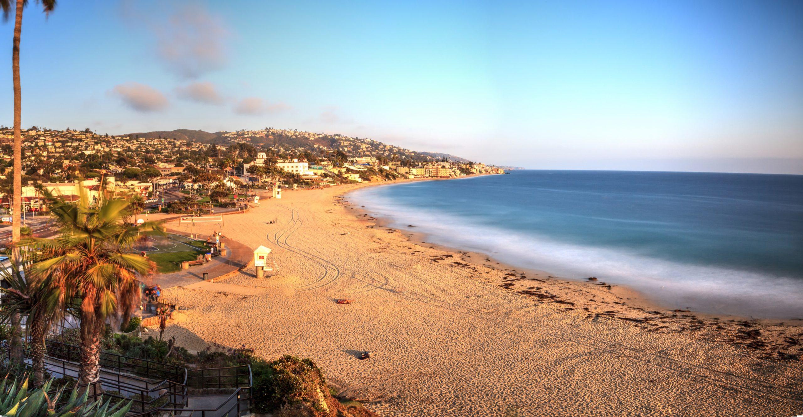 Laguna Beach Paddleboard