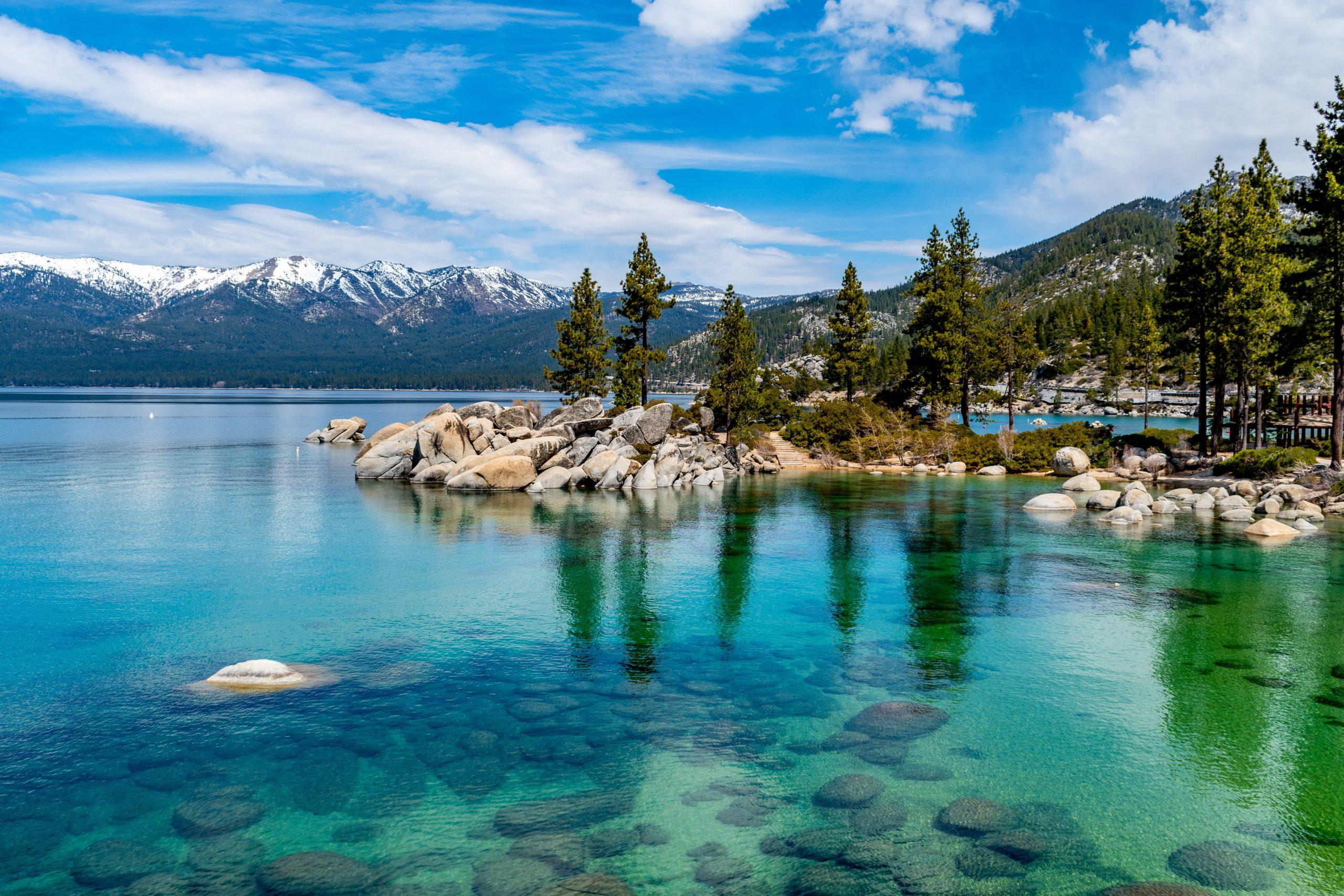 Lake Tahoe Paddleboard