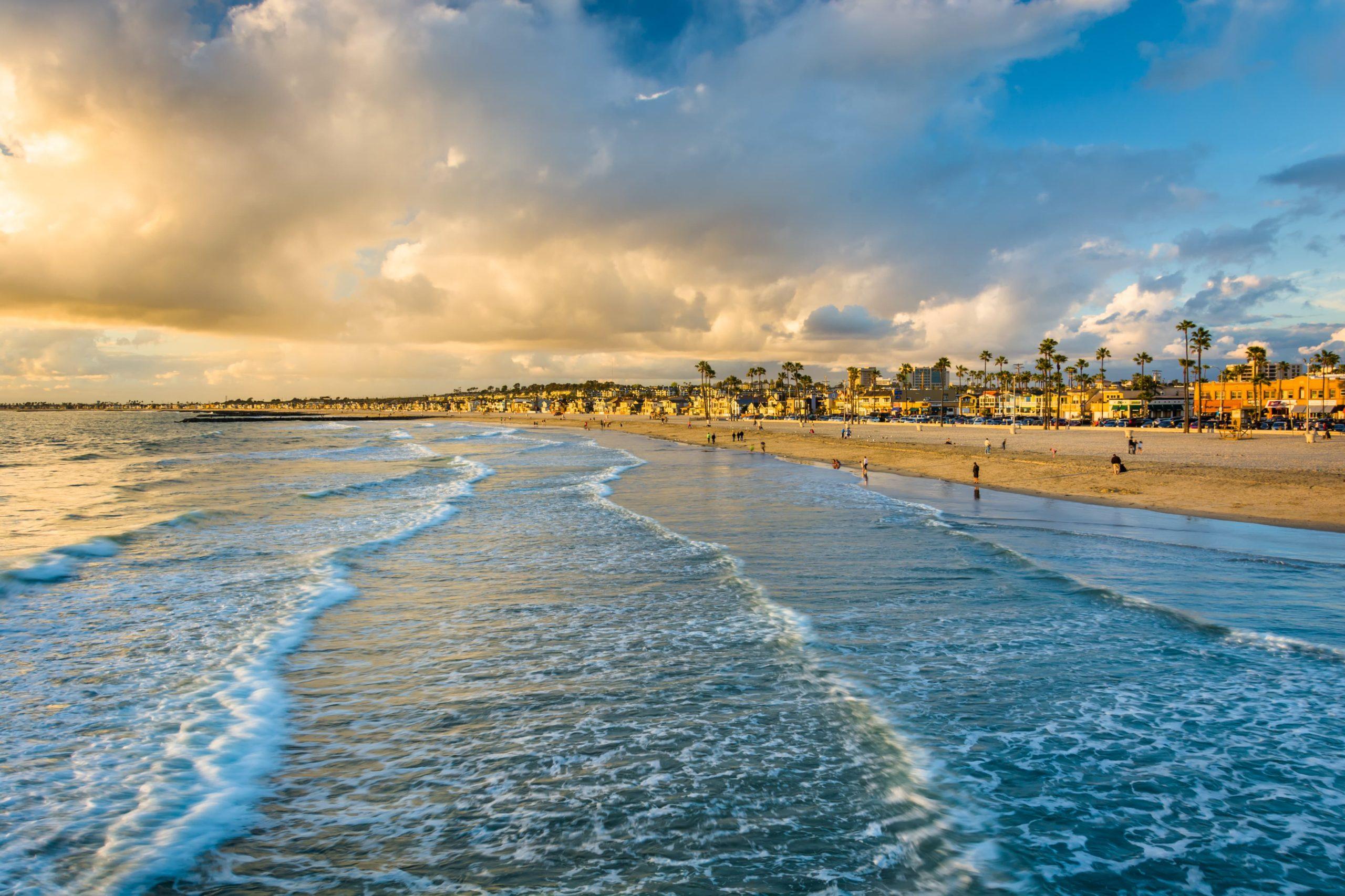 Newport Beach Paddleboard