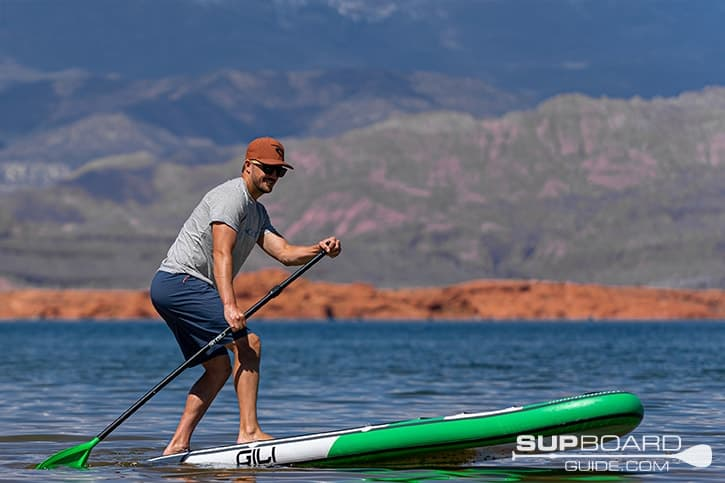 SUP Board Reviews Gili Air 10'6
