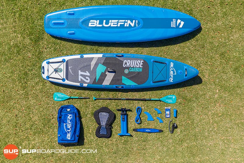 SUPBoardGuide Bluefin Carbon Cruise All Included