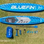 Bluefin 14' Sprint Inflatable Stand Up Paddle Board