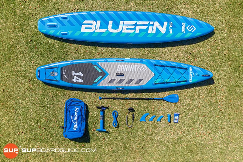 SUPBoardGuide Bluefin Sprint All Included