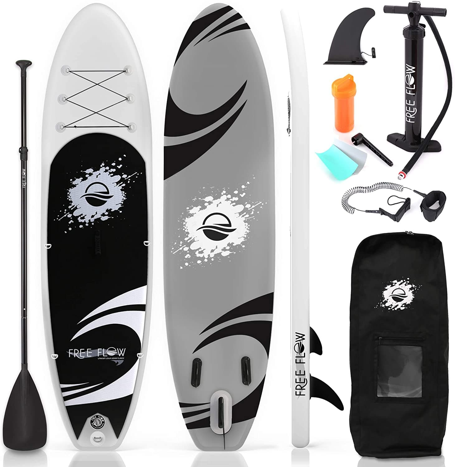 SereneLife Infaltable SUP