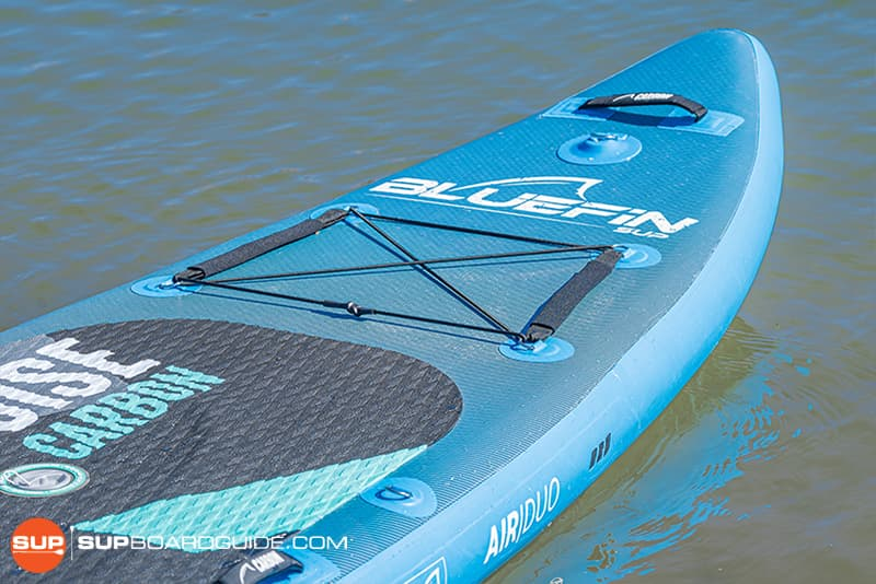 SupBoardGuide Bluefin Carbon Cruise Board Features
