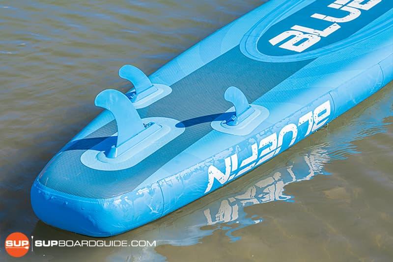 SupBoardGuide Bluefin Carbon Sprint Fins