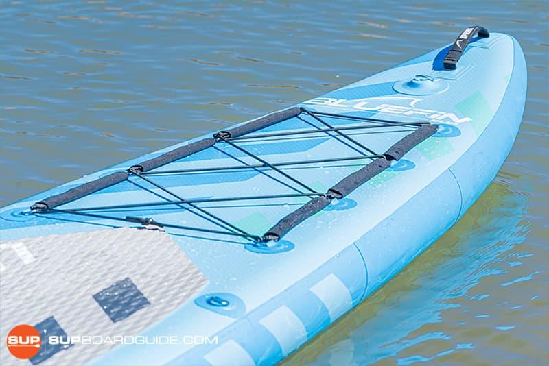 SupBoardGuide Bluefin Sprint Board Features
