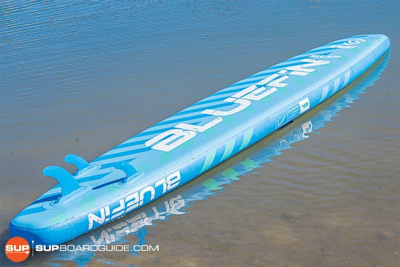 SupBoardGuide Bluefin Sprint Board Shape