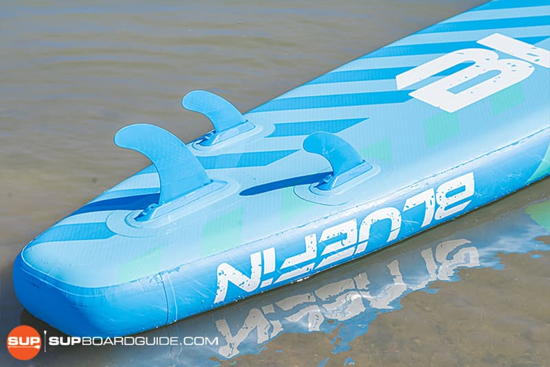 SupBoardGuide Bluefin Sprint Fins