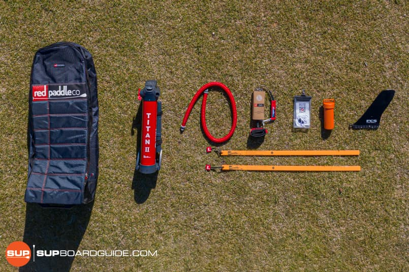 Red Paddle Co Sport 11'3 Accessories