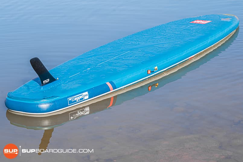 Red Paddle Co Sport 11'3 Board Design