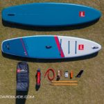 Red Paddle Co 11'3'' Sport Stand Up Paddle Board