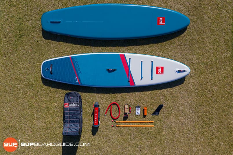 Red Paddle Co Sport 11'3 Paddleboard Review