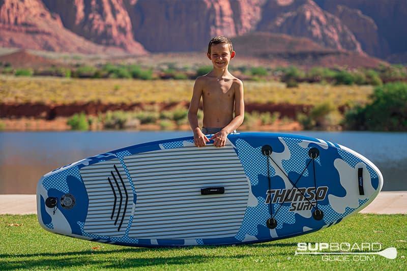 Thurso Prodigy JR 7'6 SUP Review