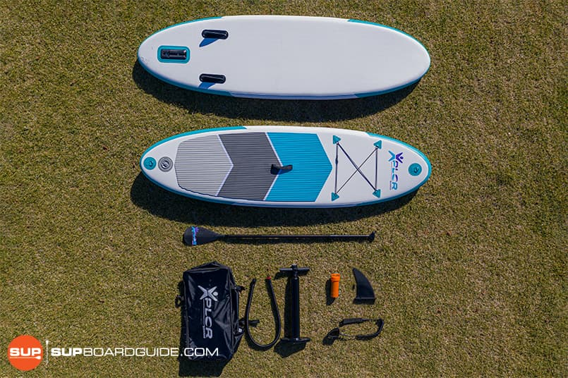 Xplor Kids SUP Accessories SUP Package