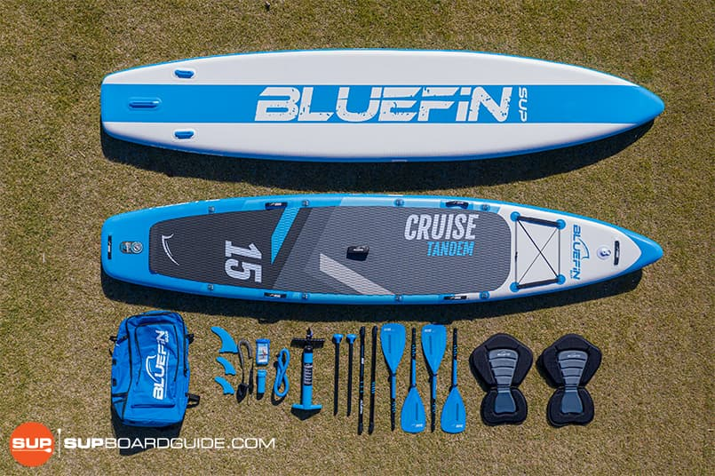 Bluefin 15' Cruisem Tandem Review