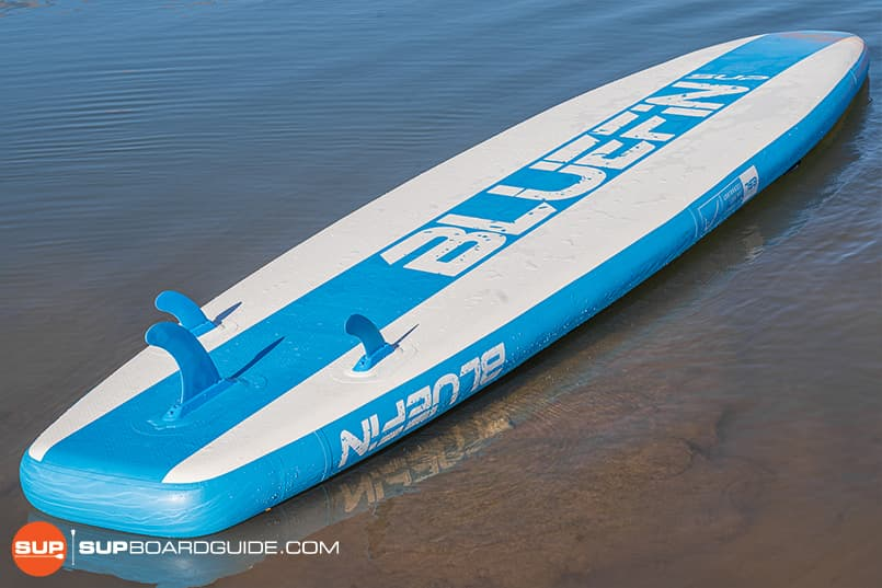 Bluefin 15' Tandem Cruise 2 Design