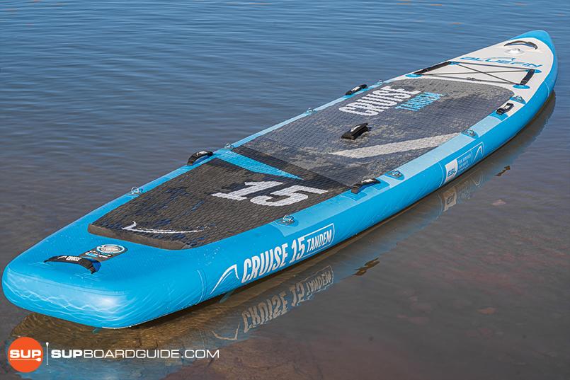 Bluefin 15' Tandem Cruise Deckpad