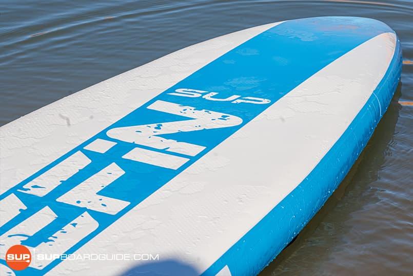 Bluefin 15' Tandem Cruise shape