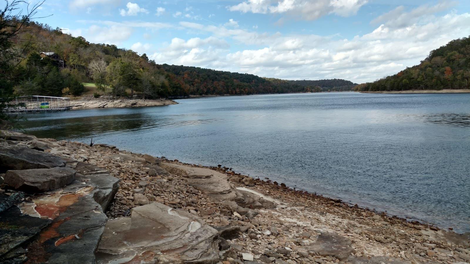 Beaver Lake Paddleboard