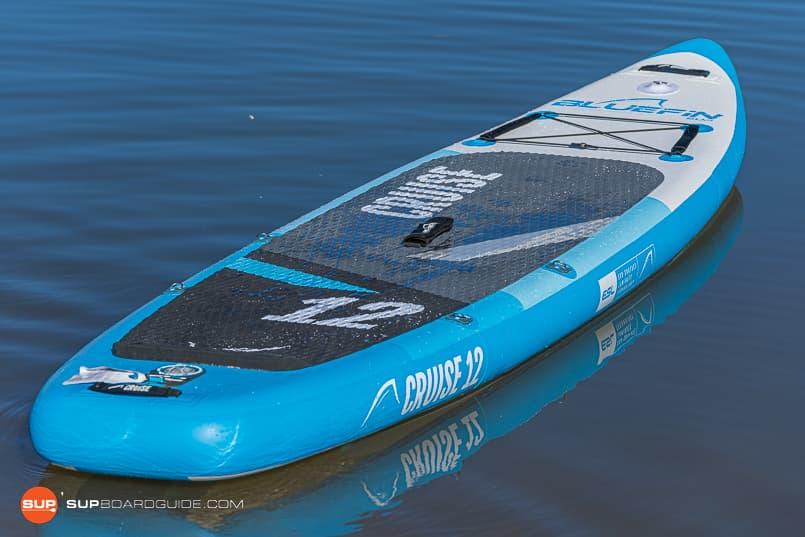 Bluefin Cruise 12 Board Shape