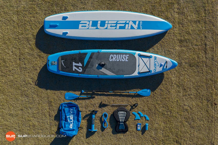 Bluefin Cruise 12 sup review