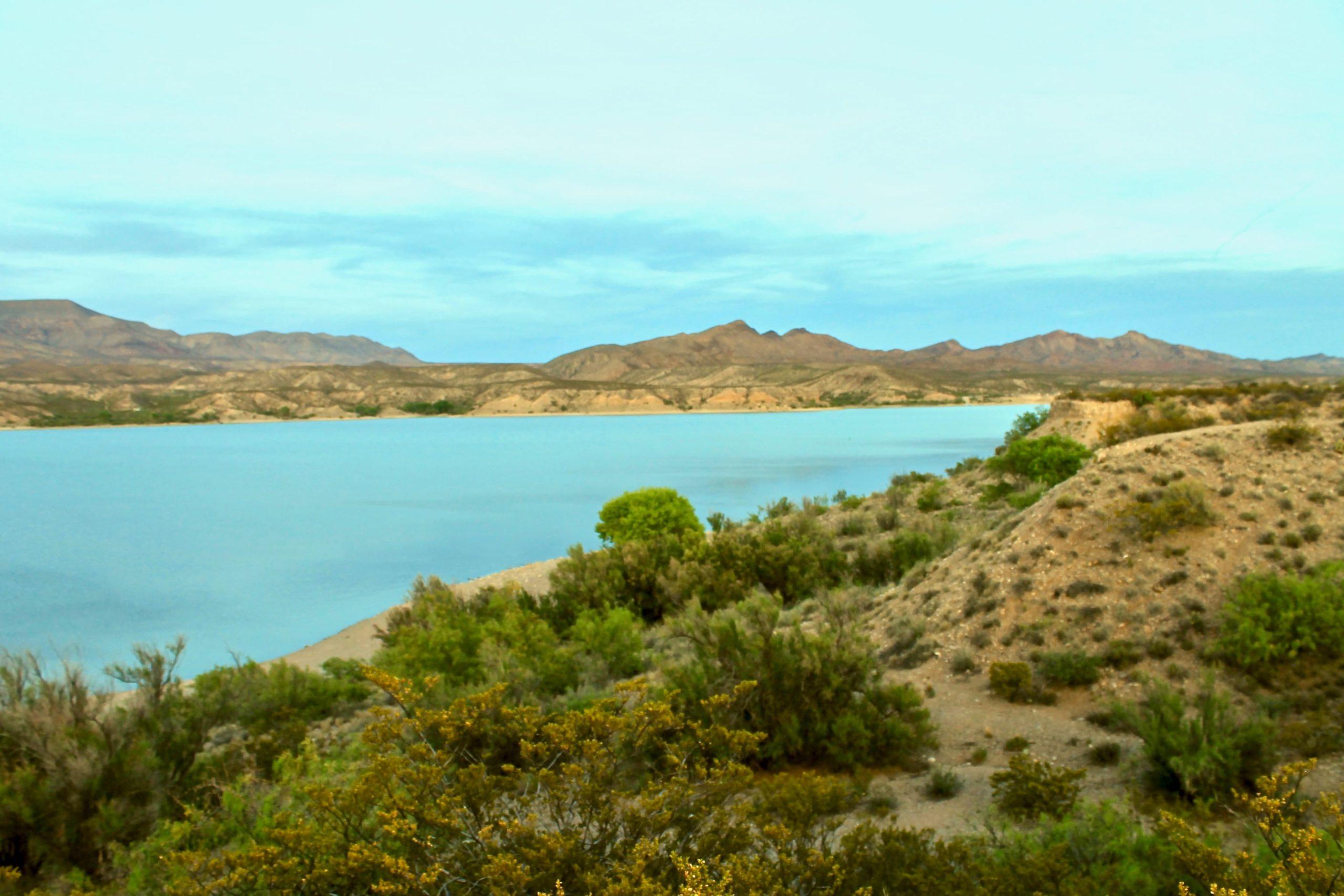 Caballo Lake SUP