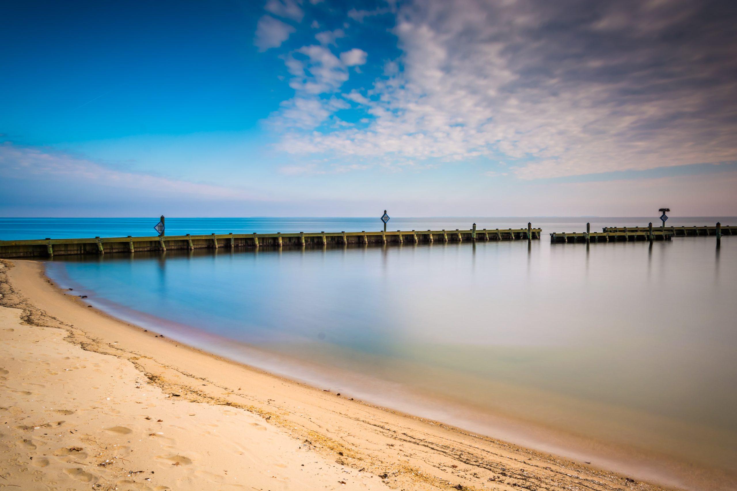 Chesapeake Beach SUP