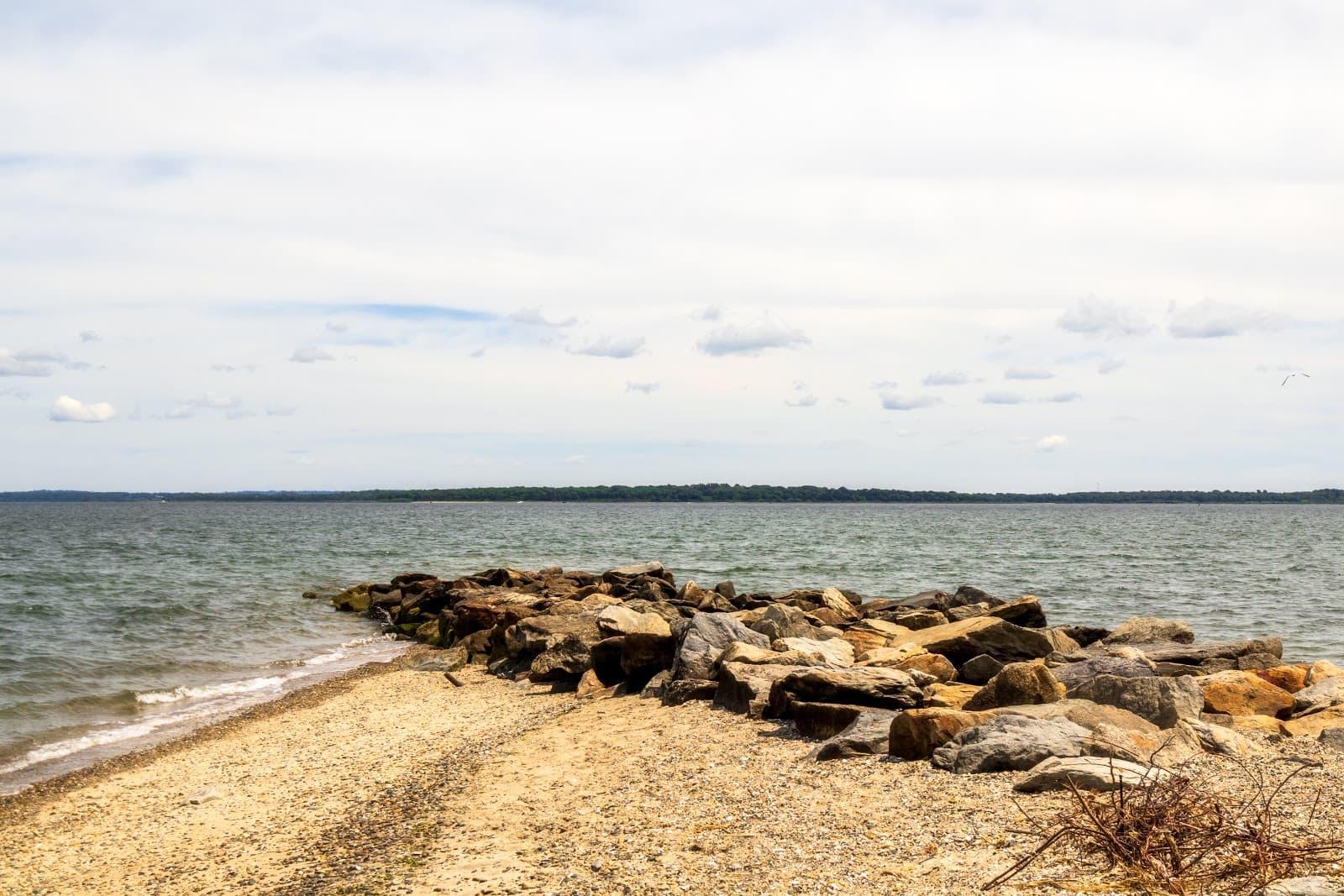 Greenwich Bay SUP