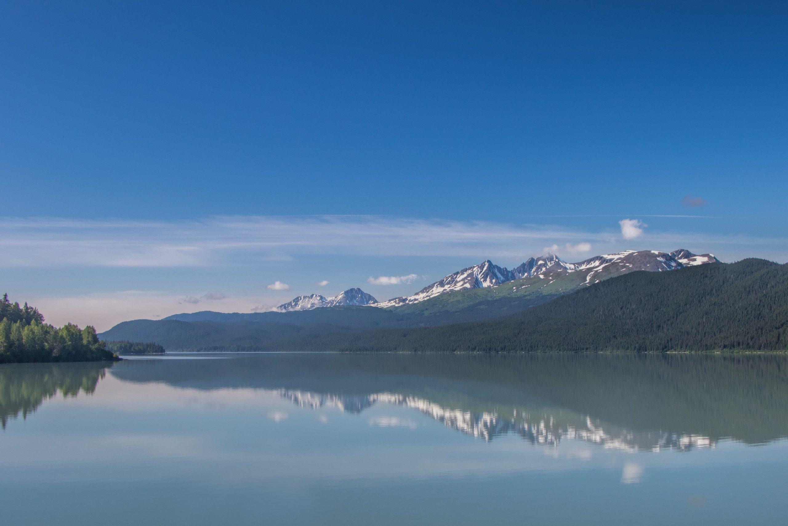 Kenai Lake Paddleboard