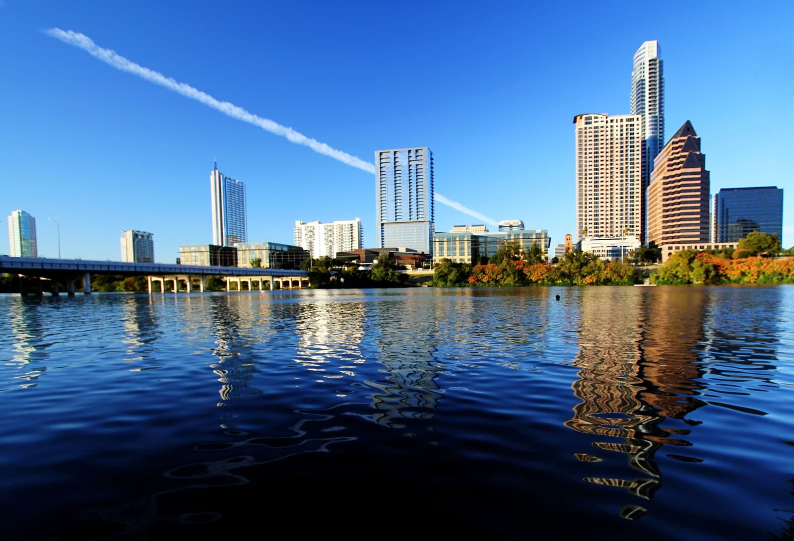 Lady Bird Lake Paddleboard