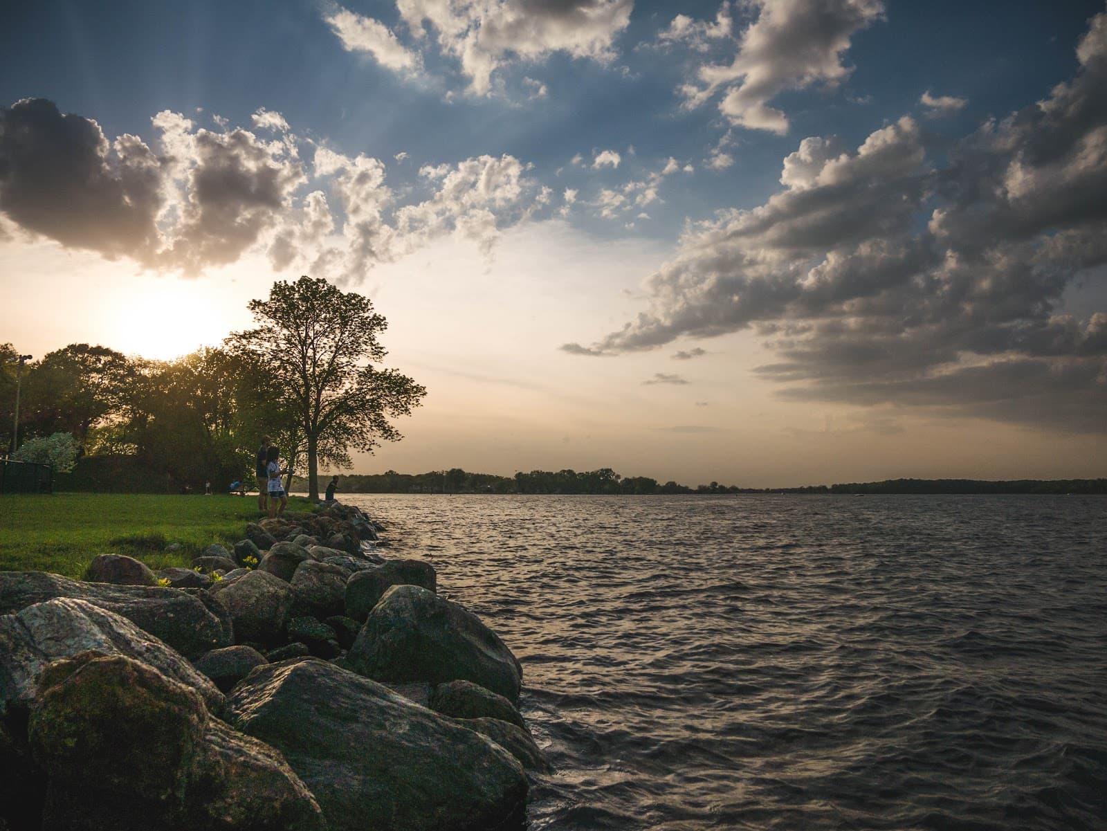 Lake Minnetonka SUP