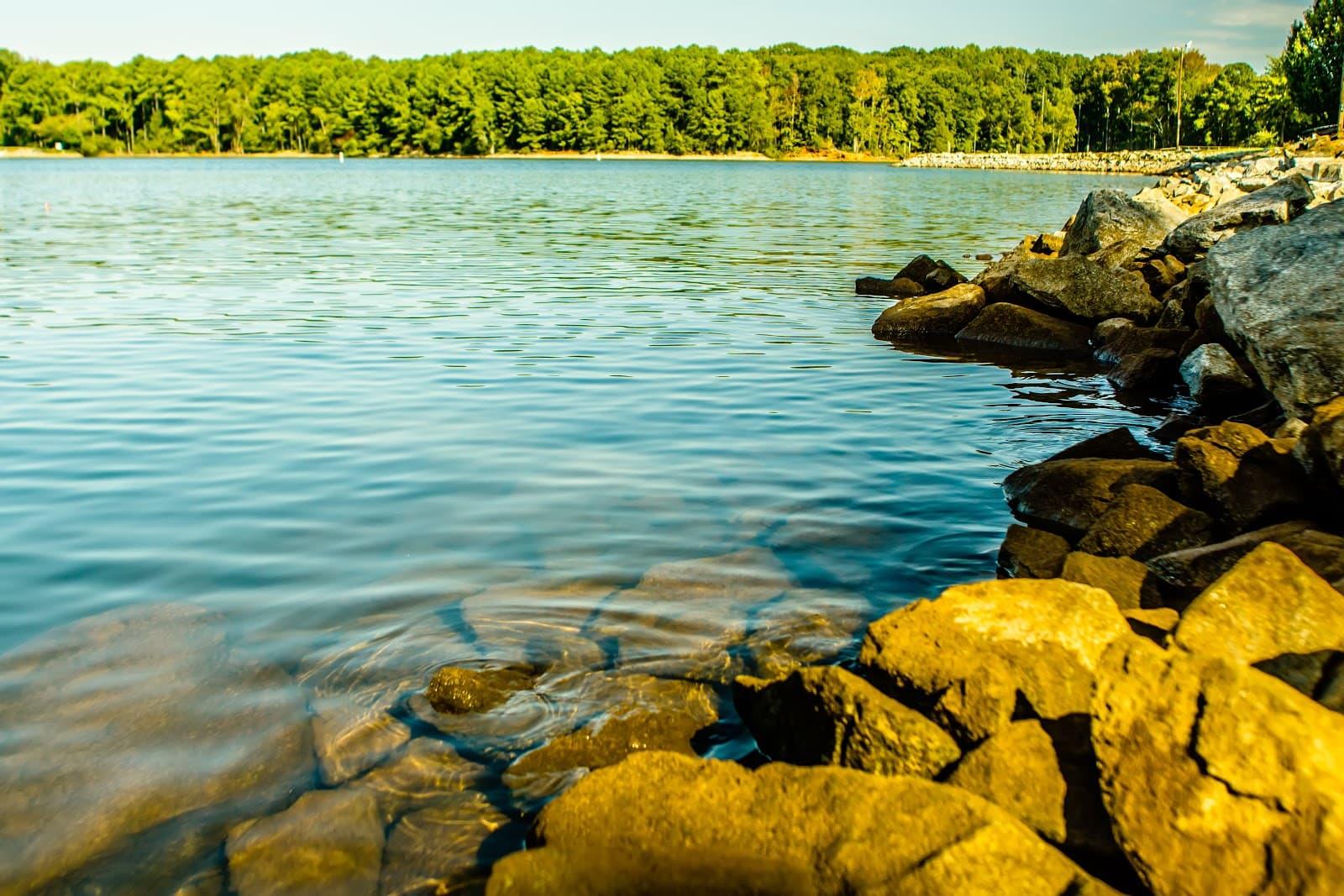 Lake Murray SUP