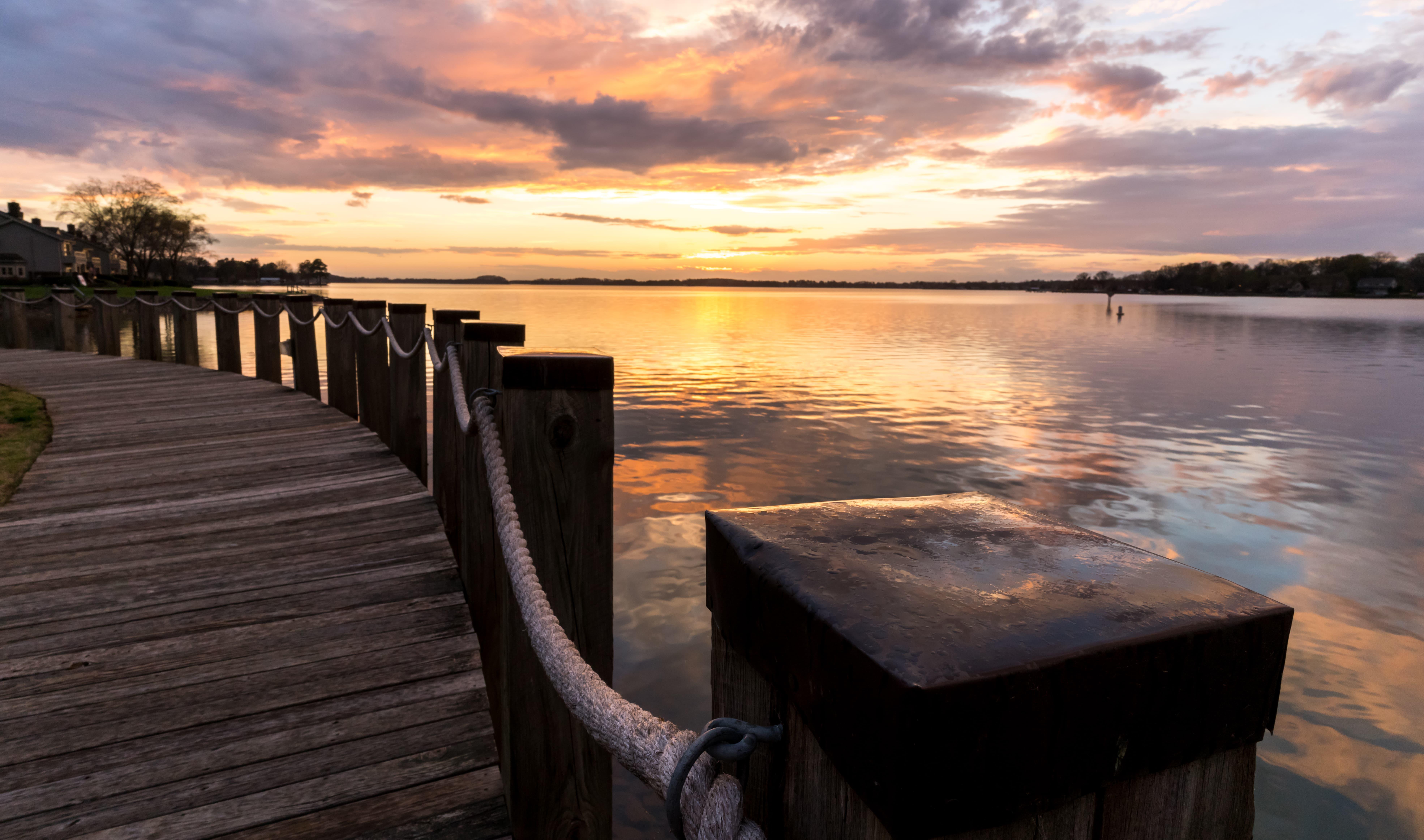Lake Norman SUP