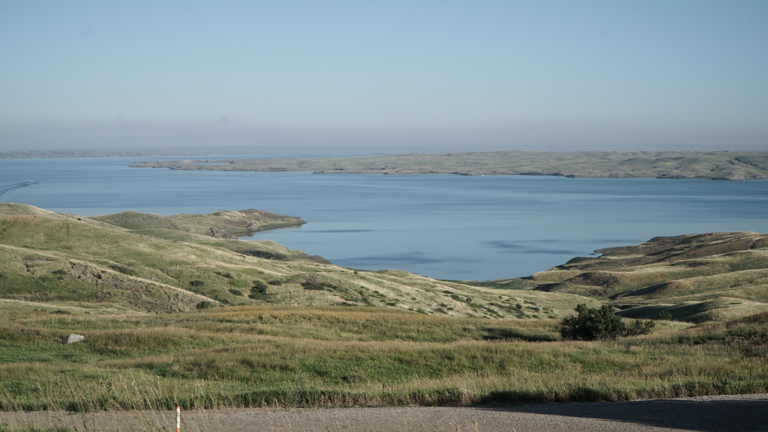 Lake Oahe SUP