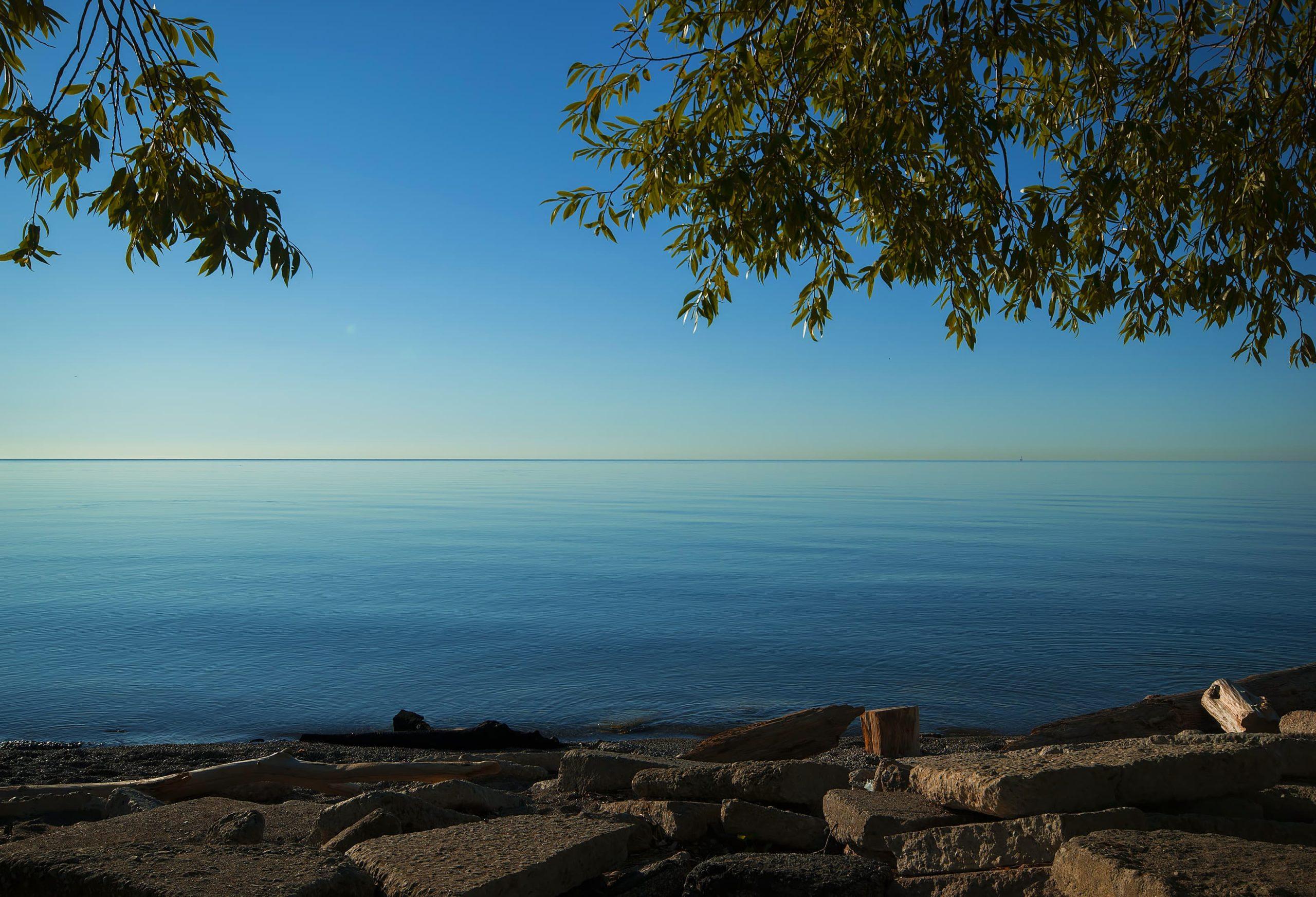 Lake Ontario SUP